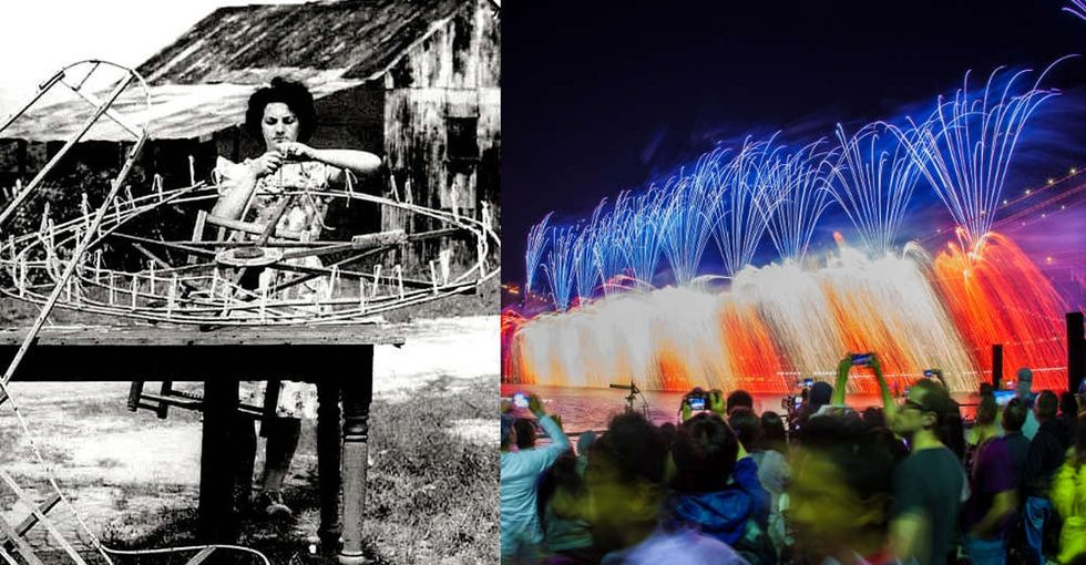 This family has been designing fireworks shows for 166 years. They explain how it's done.