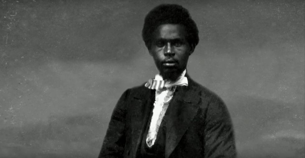 The incredible story of a slave who stole a boat, sailed to freedom, and became a hero.