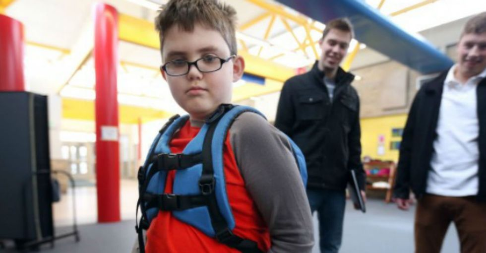 These backpacks are making a world of difference to kids with autism.