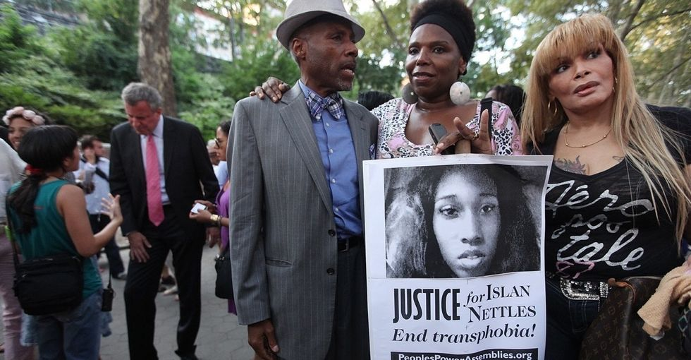 Why this man pleaded innocent after killing a transgender woman is frustrating.