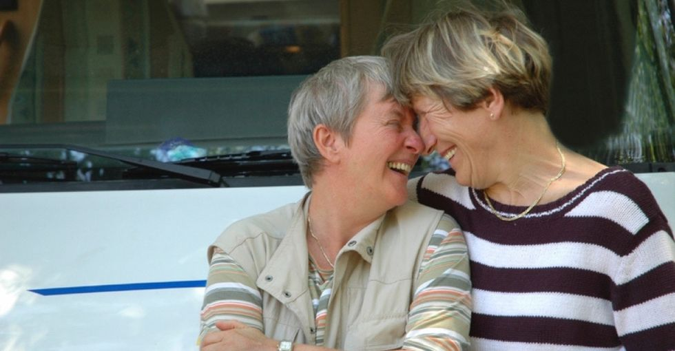 4 pressing concerns facing older LGBT adults that no one is talking about.