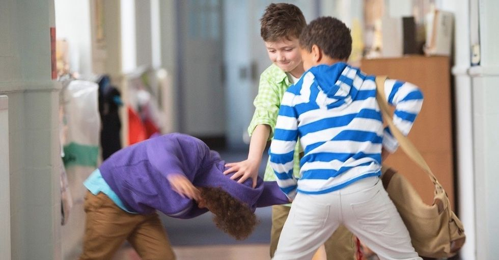 Finland is really good at stopping bullying. Here's how they're doing it.