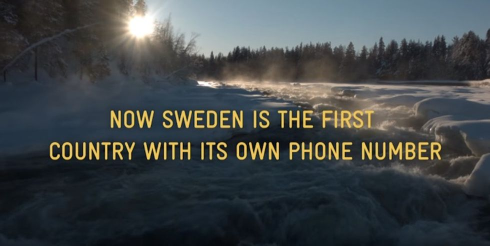 I called a hotline and got connected to a random Swede. Here's what I learned.