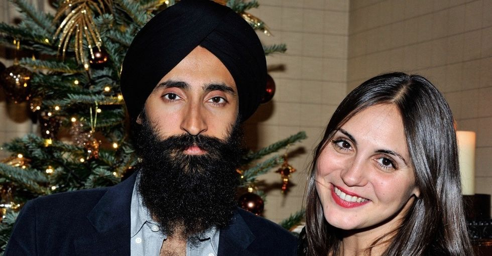 He was kicked off a plane for wearing a turban. But he made sure it wouldn't happen again.