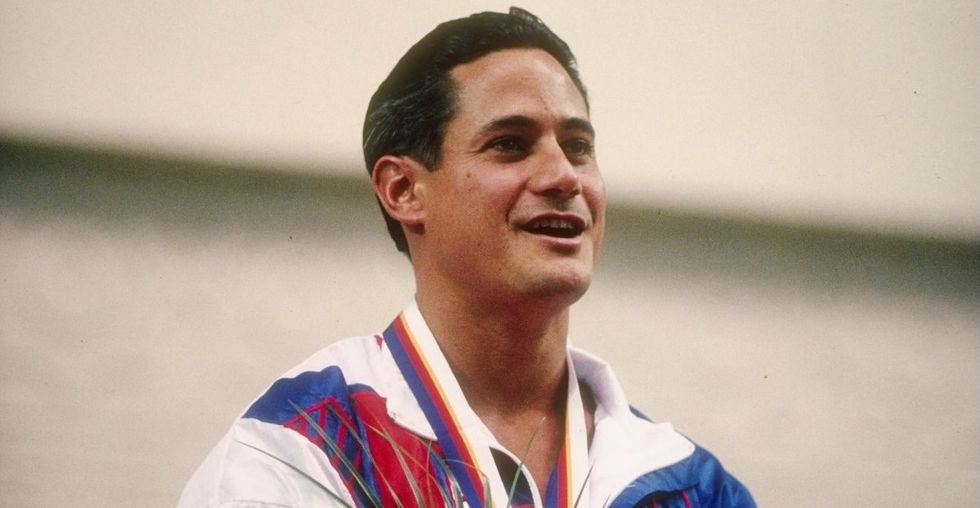 After 30 years, this gay Olympian is getting the recognition he deserves.
