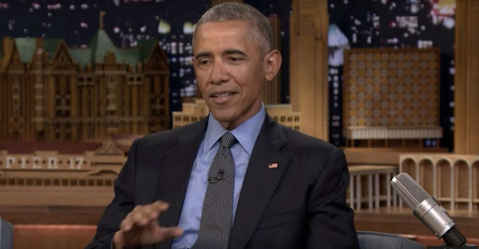 President Obama had some sympathetic words for the GOP. Every voter should hear them.