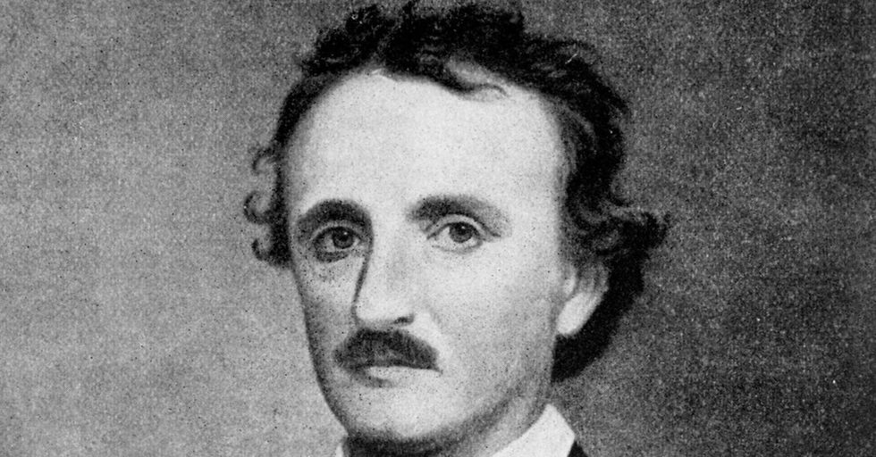 3 moments that might convince you Edgar Allan Poe was a time traveler.