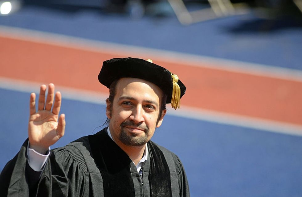 Lin-Manuel Miranda just dropped 9 truths about the power of education.