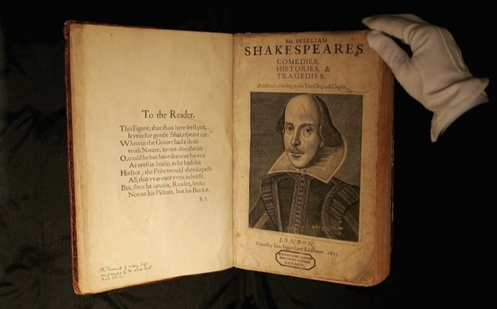 Why you're way more familiar with William Shakespeare's work than you think.