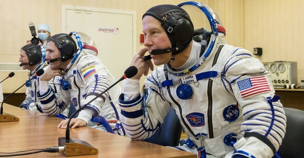3 questions to ask yourself before answering NASA's job announcement for new astronauts.