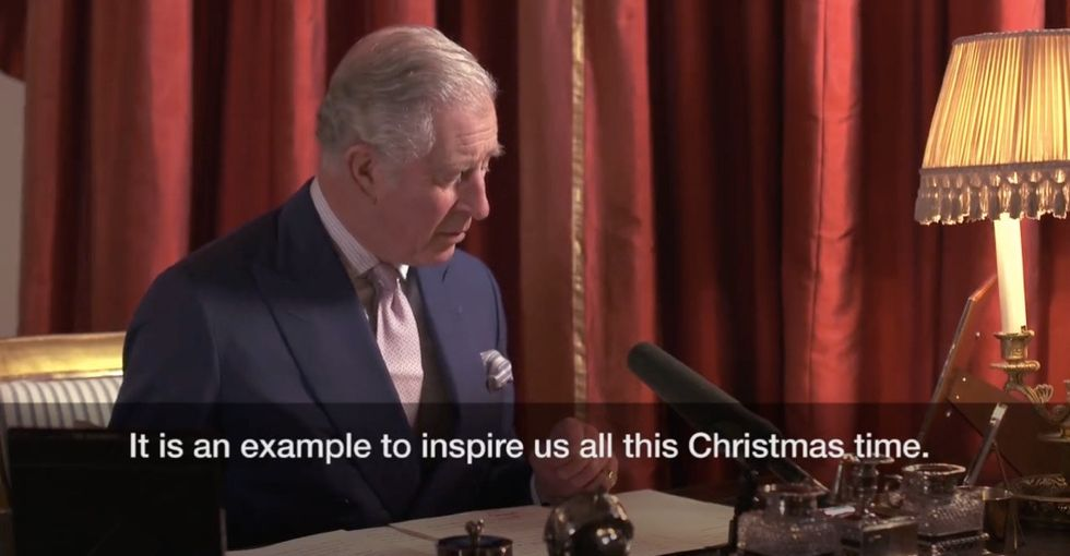 Prince Charles opened up about the era he was born into — and why we should never go back.