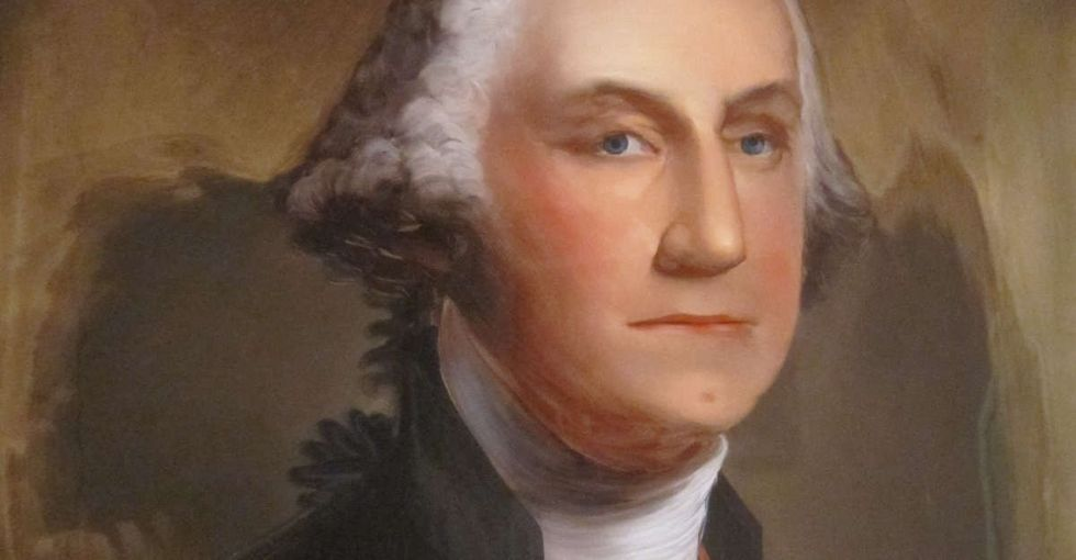 In 1790, a Jewish congregation wrote to George Washington. He wrote an amazing response.