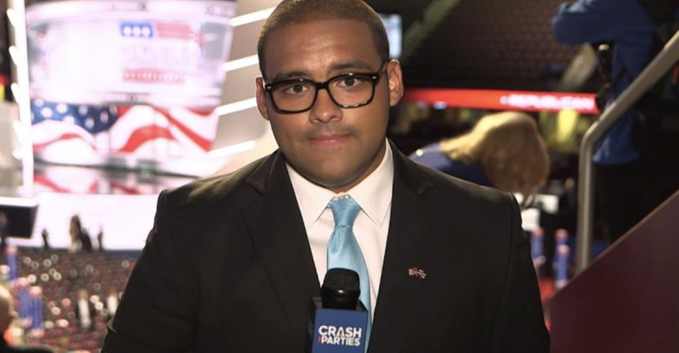 This college student went to the RNC for the first time. Here's what he learned.
