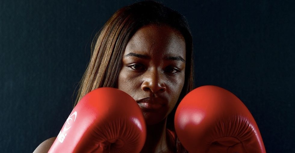 In and out of the ring, boxer Claressa Shields is a fighter. Now, she's headed for Rio.