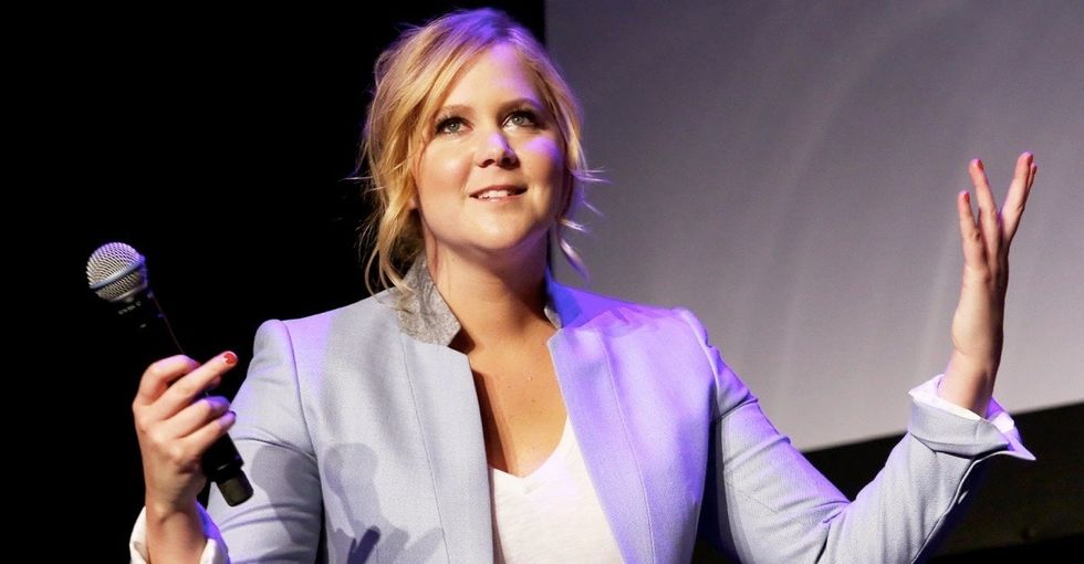 A fan ambushed Amy Schumer and demanded a photo. That's not OK.