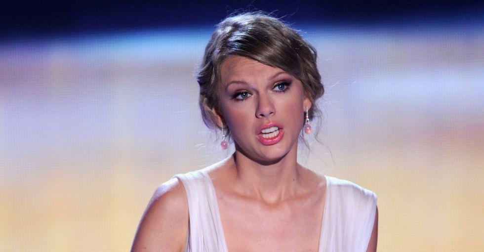 Sexual harassment is a big problem in the entertainment industry. Just ask Taylor Swift.