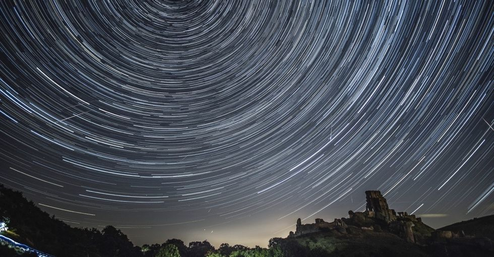 7 photos of the Perseid meteor shower that'll leave you agog.