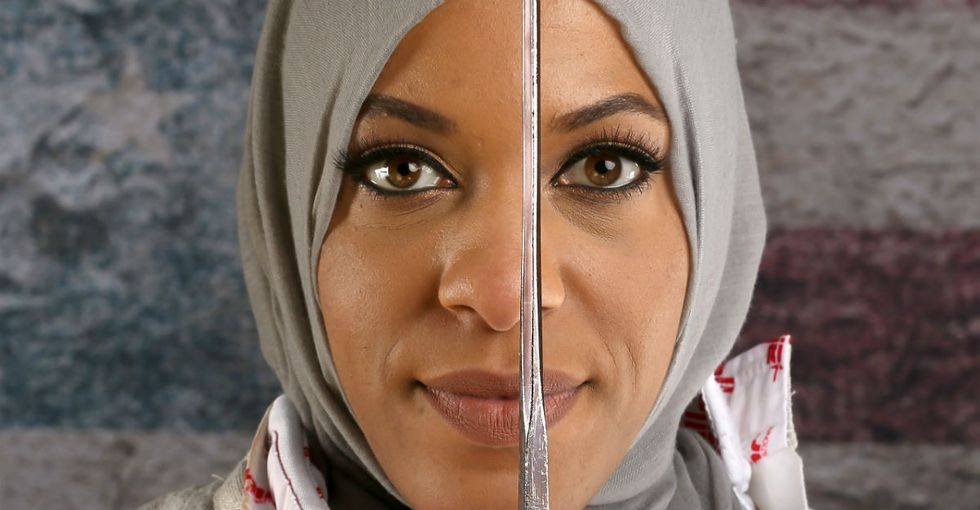 11 reasons to love Ibtihaj Muhammad, the first U.S. Olympian to compete in a hijab.