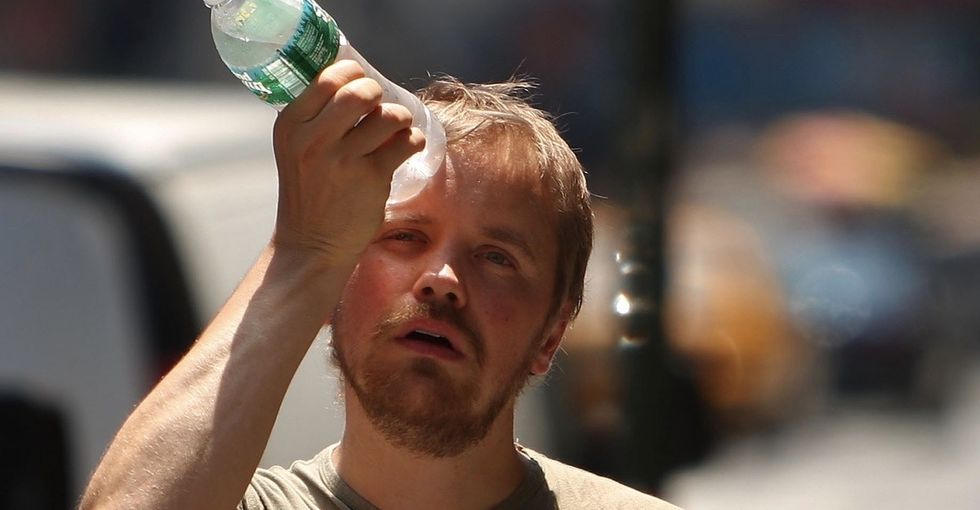 Why summer is so unfair for people in the city, as explained by science.
