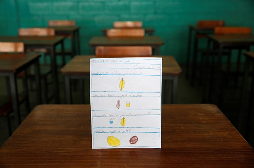 Teachers asked these kids to draw a recent meal. Their illustrations broke my heart.