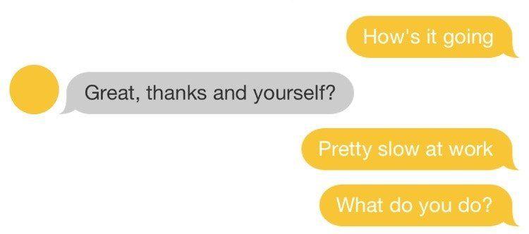 Small Talk Internet-Dating Schnelle Kuppeldatierung