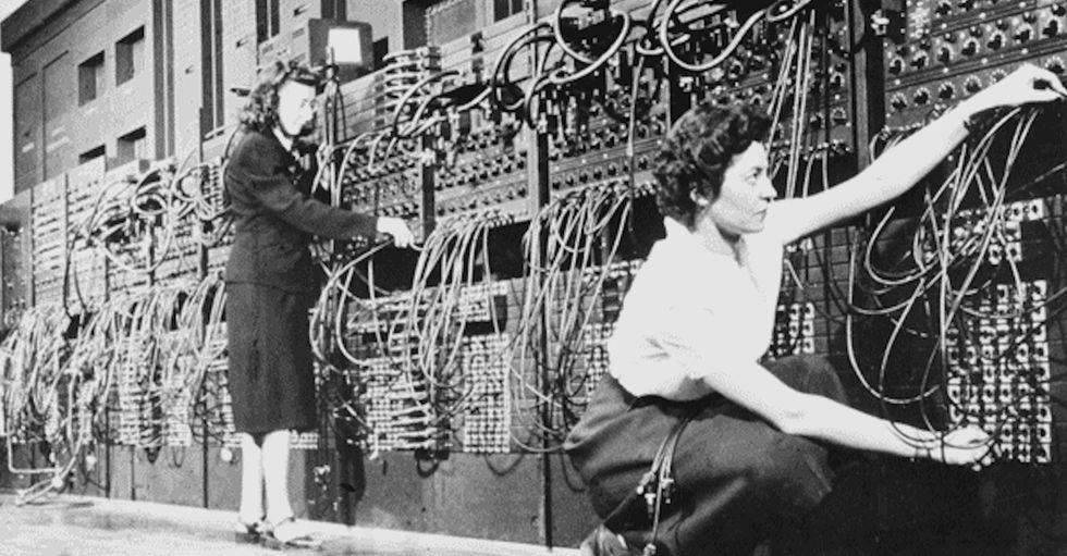 These 6 women got written out of tech history. They're finally being recognized.
