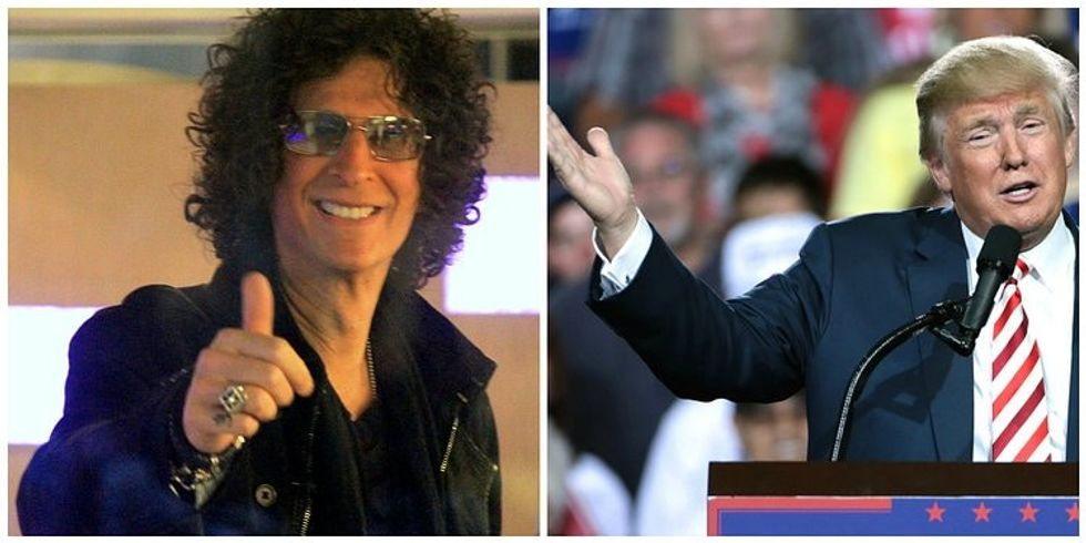 Howard Stern predicted exactly what would happen to Trump as president.