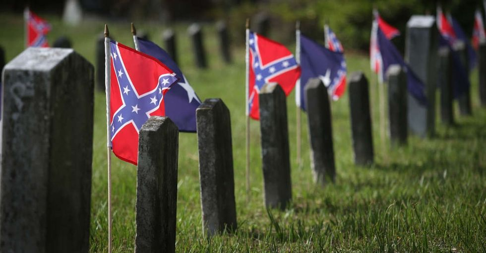 Republicans and Democrats are starting to agree on the Confederate flag. It's about time.