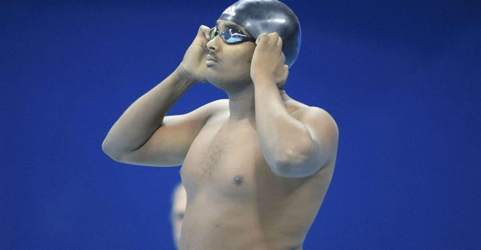 The internet is rallying around this Ethiopian swimmer who was fat-shamed.