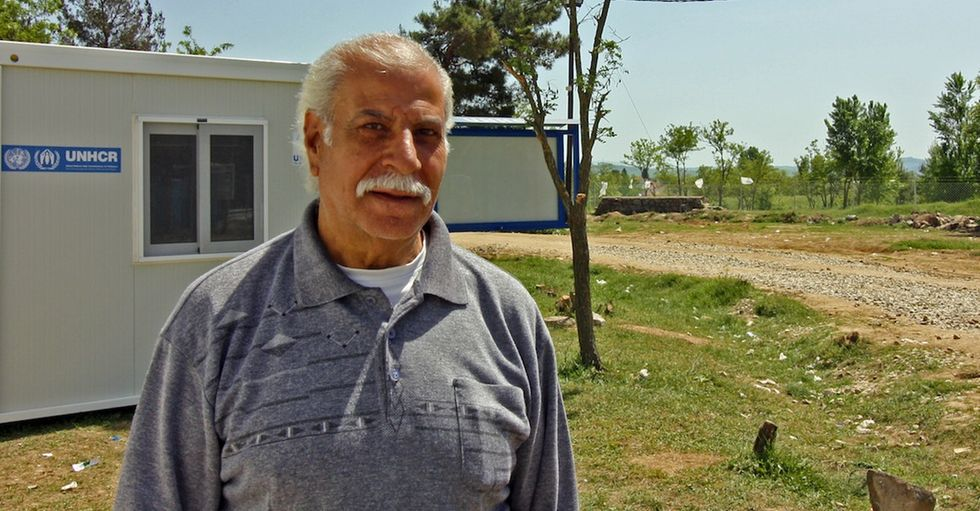 Atallah hadn't been able to talk to his daughter for 2 years. Then NetHope came along.