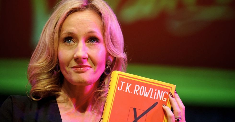 J.K. Rowling said it once, and she's saying it again: Hermione can be black.