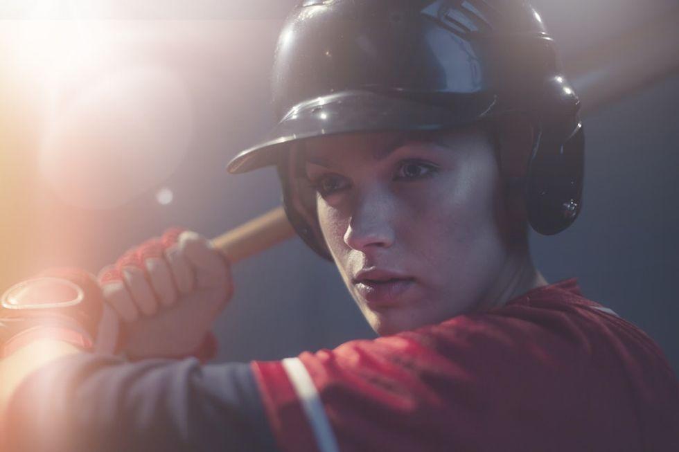 Two women just made modern baseball history.