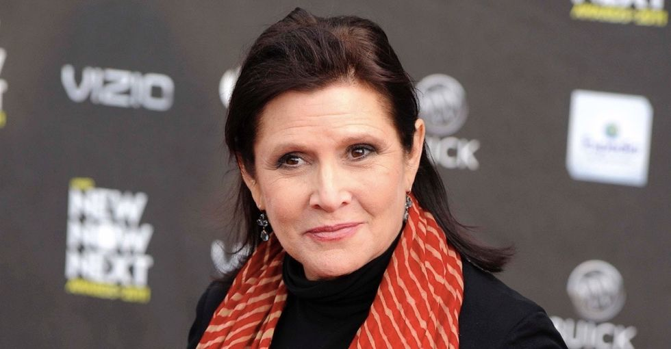 This viral post perfectly captures why Carrie Fisher will be missed so dearly.