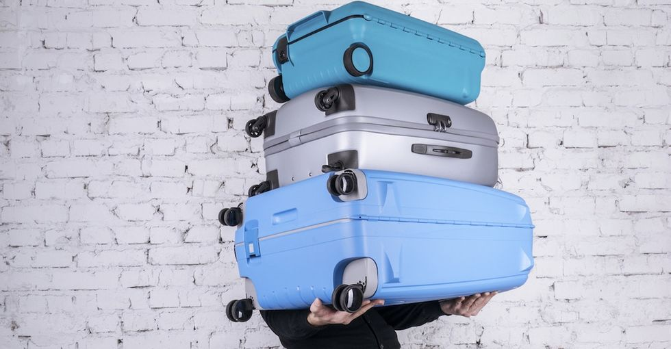 What I learned about emotional baggage on my most recent first date.