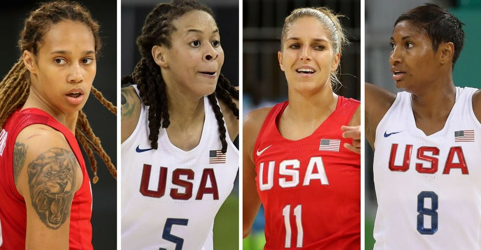 When it comes to LGBTQ acceptance, female athletes are years ahead of the men.