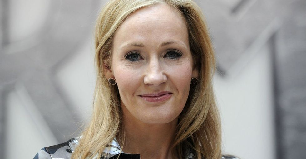 A scientist schooled a climate denier on Twitter, and J.K. Rowling was loving it.
