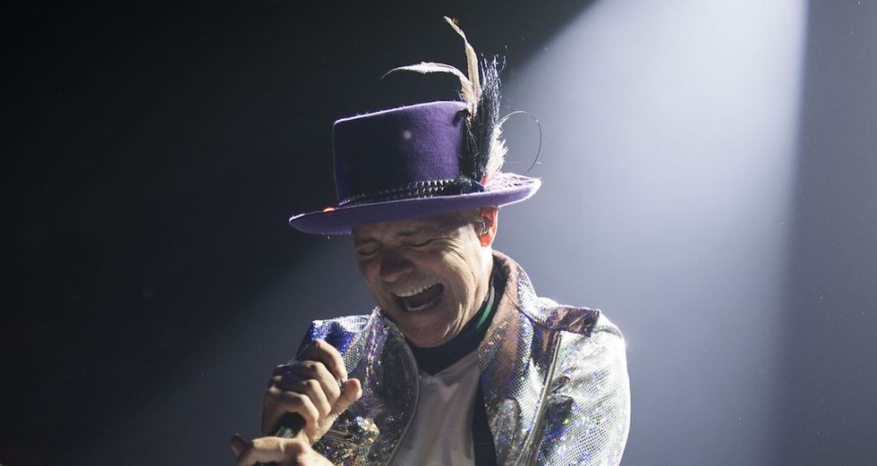 Gord Downie is dying. All of Canada came out to say goodbye.