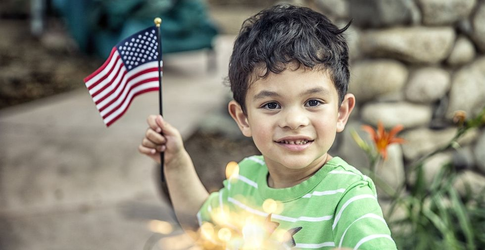 Listen to 5 immigrants explain why they have American pride on the Fourth of July.