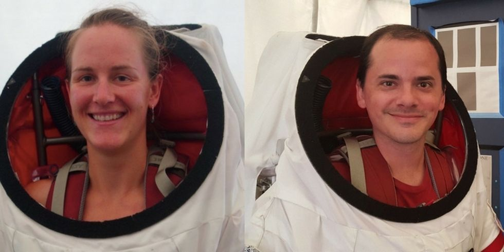 6 scientists spent a year in isolation for science. They told us what it was like.