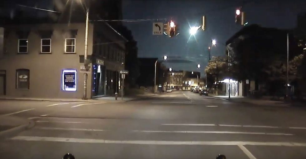 This spectacular dashcam video of a meteor reminds us how close space really is.