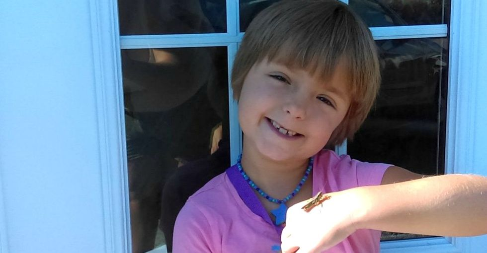 Cool scientists refuse to stand by and let a girl be bullied for her love of bugs.