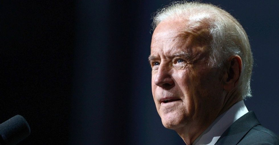 Joe Biden's response to a protester demonstrates the true power of empathy.