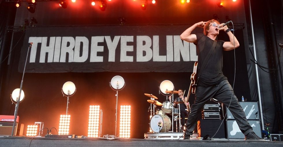 There was more to Third Eye Blind's RNC-related performance than just 'trolling.'