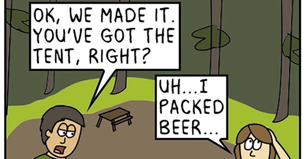 5 comics that sum up the challenges — and hilarity — of adulthood.