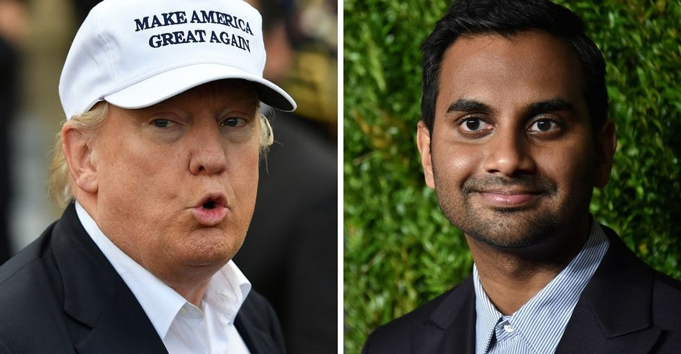 Aziz Ansari's essay on Donald Trump is a must-read for every American.