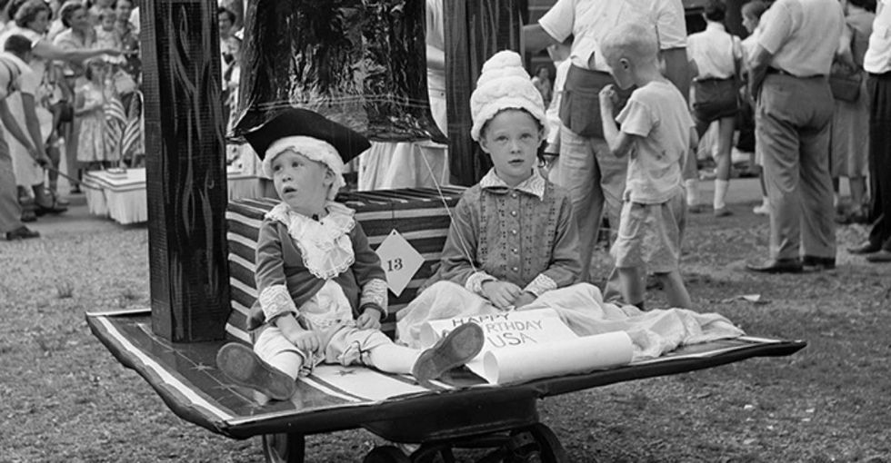 12 vintage Fourth of July photos remind you why this country's so darn great.