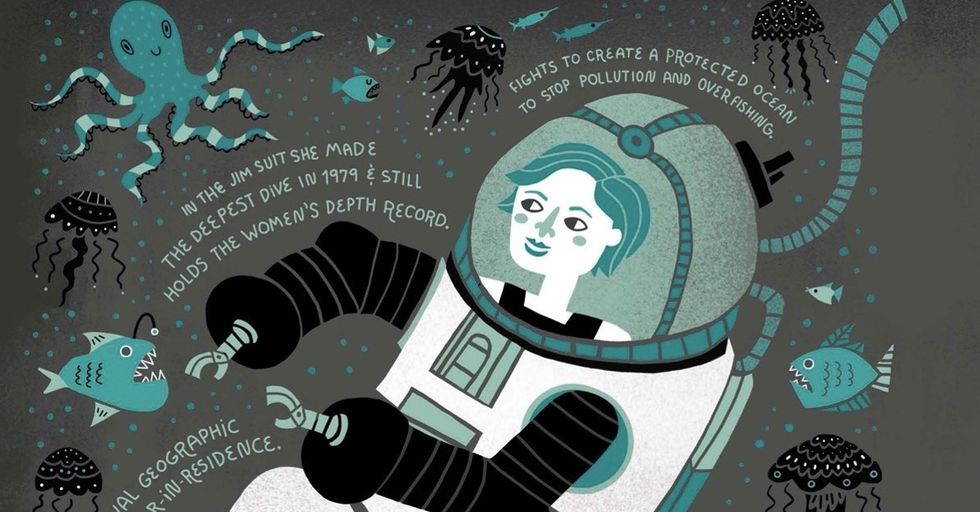 See science come alive with a little help from these amazing illustrations.
