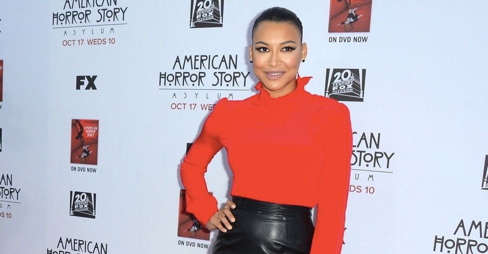 Why Naya Rivera decided to share her abortion story.