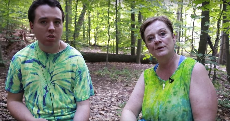 A mom and her son with autism hid fairy houses in the woods. Now others are joining them.