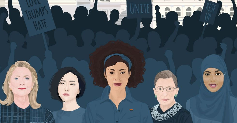 Thousands will be in D.C. to stand with women. Here's how to stand with them from home.